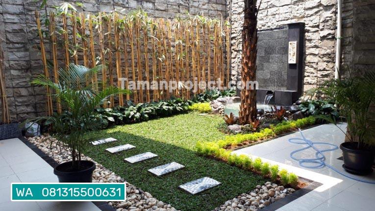 Tukang Taman Bekasi | Jasa Landscape Bergaransi dan Termurah - Tamanproject.com